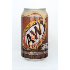 A & W Rootbeer 355ml x 12