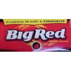 Wrigleys' Big Red Chewing Gum 2.7g x 15
