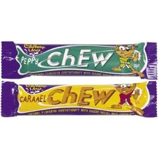 NZ CADBURY PEPPY CHEW 20g x42