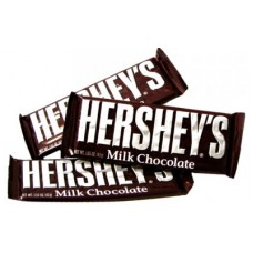 Hersheys Milk Choc Bar 43g x 36
