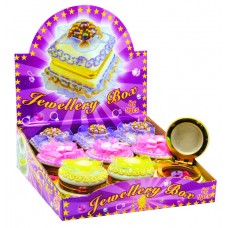 Jewellry Box c/w Candy (9 x 132g)
