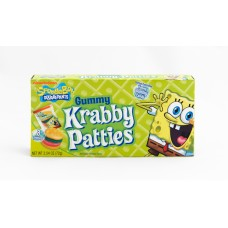 Gummy Spongbob Patties