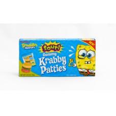 Sour Spongebob Krabby Patty