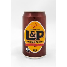 L & P can 355ml x 24