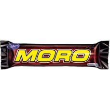 NZ CADBURY MORO BAR 60g x42