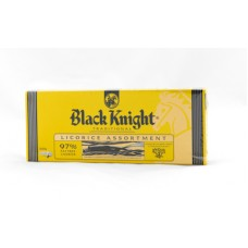 N.Z. BLACK KNIGHT LICORICE 250G ASSORTMENT x 12