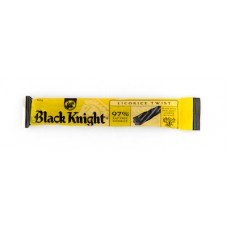 N.Z. BLACK KNIGHT LICORICE TWIST 60G x24