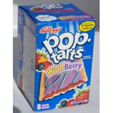 POP TARTS - Frosted Wildberry 12 x 8 Pop Tarts