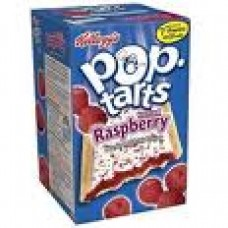 POP TARTS - Frosted Raspberry 12 x 8 Pop Tarts