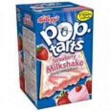 POP TARTS - Strawberry Milkshake 12 x 8 Pop Tarts