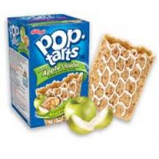 POP TARTS - Apple Strudel 12 x 8 pop tarts