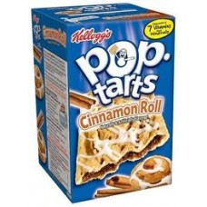 POP TARTS - Cinnamon Rolll 12 x 8 Pop Tarts