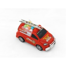 Friction-Driven Fire Truck 60g