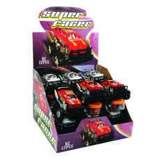 Super Racer c/w Candy (12 x 60g)
