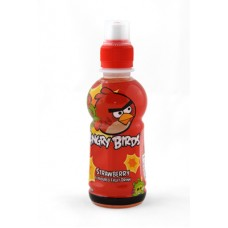 Angry Birds Strawberry Fruit Drink 240ml