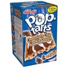 POP TARTS - Choc Chip Cookie Dough 12 x 8 Pop Tarts