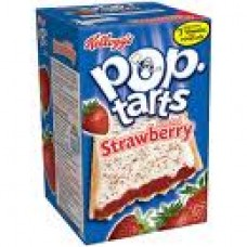 POP TARTS - Frosted Strawerry 12 x 8 Pop Tarts